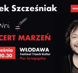 Festiwal Trzech Kultur – Mietek Szcześniak