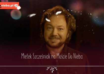 Mietek Szcześniak rusza na ratunek