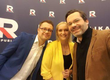 Anioły Miłosierdzia w TV Republika, czyli Adwent pełną parą