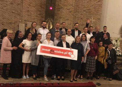 Deus Meus i s. Michaela Rak w Gliwicach, czyli śląskie anioły w akcji