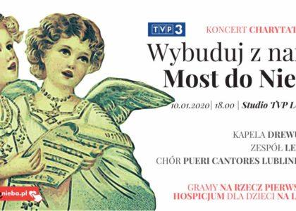 Koncert w TVP Lublin i internetowa aukcja na rzecz wileńskiego hospicjum