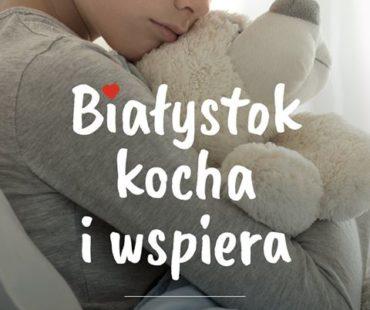 Reklamy na urodziny Michaeli Rak - Białystok 3