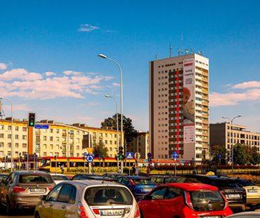 Reklamy na urodziny Michaeli Rak - Warszawa 2
