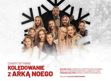 Arka Noego zagra dla hospicjum w Wilnie