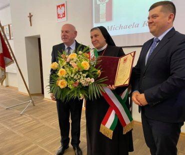 Michaela Rak - Honorowy obywatel Gorzowa 7