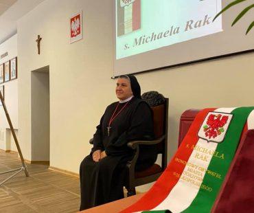 Michaela Rak - Honorowy obywatel Gorzowa 8