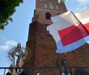 Monstrancja Fatimska i zbiórka w Gorzędzieju 1